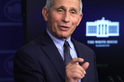 Fauci: Getting Vaccinated Is 'Not A Free Pass' To Travel