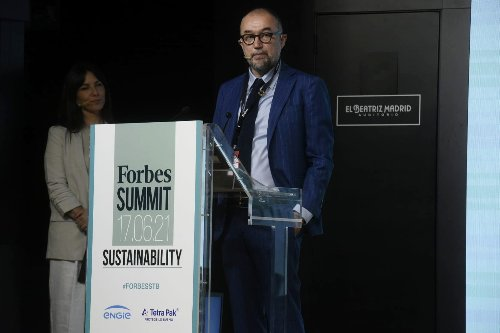 """Andrés Rodríguez: """"Si nos tomamos la sostenibilidad como una moda, nuestros hijos y nietos lo pagarán""""   Forbes España"""