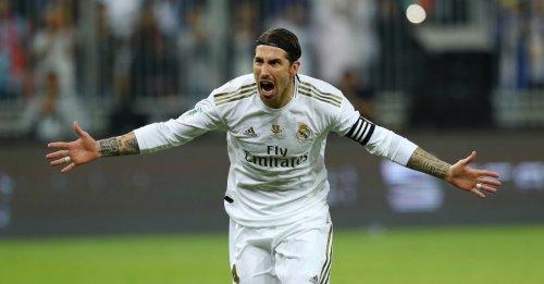 La carrera de Sergio Ramos en el Real Madrid, en cifras   Forbes España
