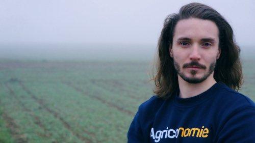 """Paolin Pascot (co-fondateur d'Agriconomie) : """"Avec 85 000 clients, nous sommes la première plateforme e-commerce dédiée aux besoins des exploitations agricoles"""" - Forbes France"""
