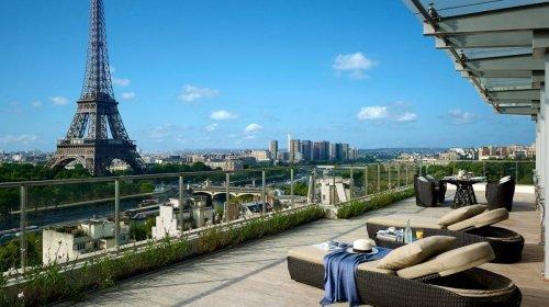 24 hôtels avec une vue à couper le souffle ! - Forbes France