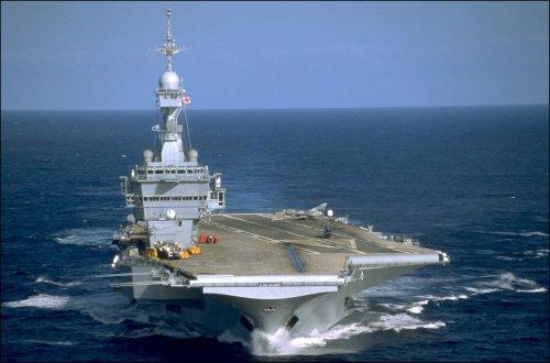 Un nouvel accord sur les porte-avions pourrait raviver un peu plus les relations franco-américaines - Forbes France