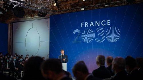 France 2030 : la place du numérique dans l'ambition industrielle - Forbes France