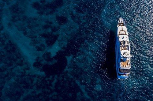 Un superyacht résidentiel de 222 mètres de long voguera sur les mers du globe en 2024 ! | Forbes France