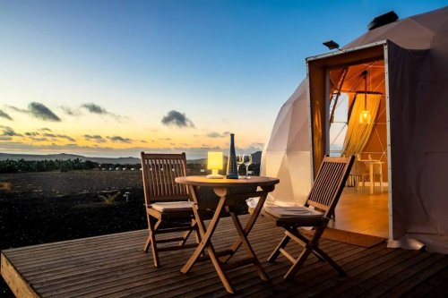 Glamping : 10 endroits incontournables en Europe pour du camping glamour   Forbes France