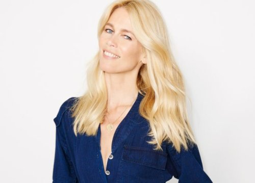 Interview Grand Format   Claudia Schiffer : « Ma génération a eu un rôle modèle en faisant du 'vieillissement' un non-sujet dans le mannequinat » - Forbes France