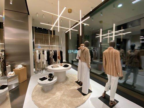 Il gruppo Eleventy cresce all'estero con il primo store a Ginevra e due pop-up a Tokyo