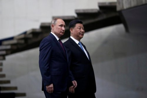 The Right Way to Split China and Russia: Washington Should Help Moscow Leave a Bad Marriage