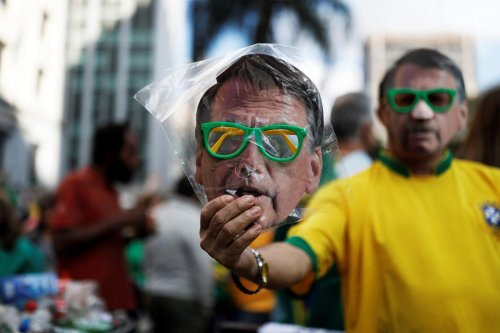 Has Bolsonaro Truly Gone Green?