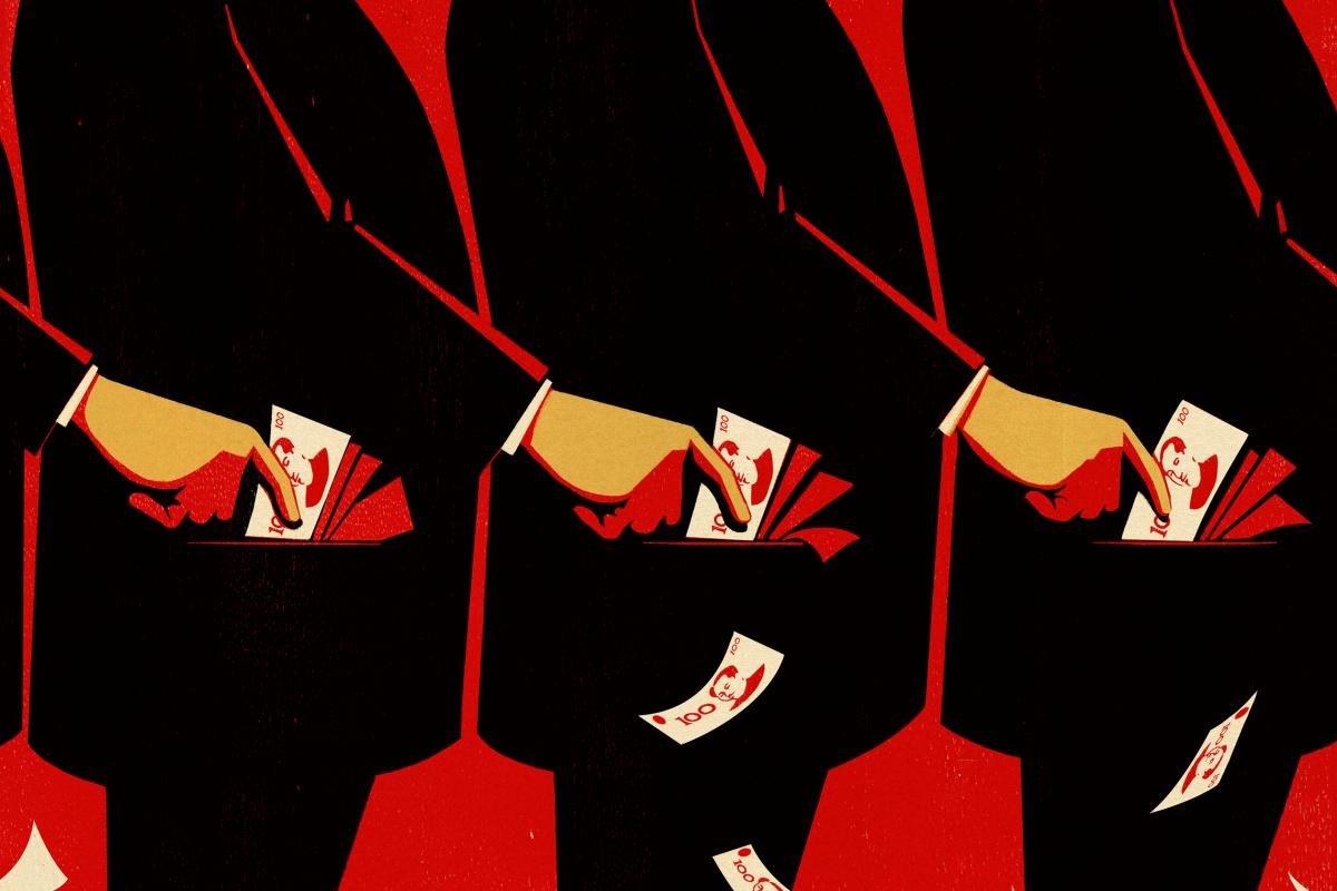 The Robber Barons of Beijing
