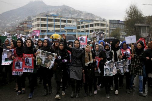 Defending or Abandoning Afghan Women Is a False Choice