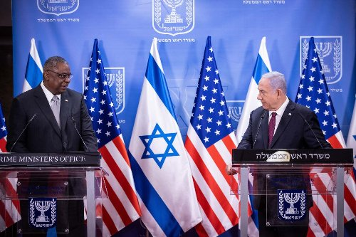 Israel and Iran Are Pulling the United States Toward Conflict