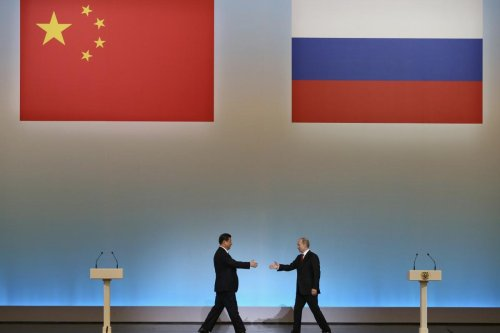 China and Russia's Dangerous Convergence