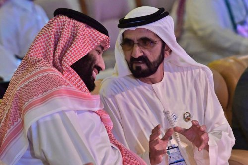 The Saudi-Emirati Love Affair Is Over