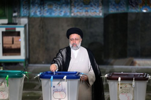 Iran's Predictable Election