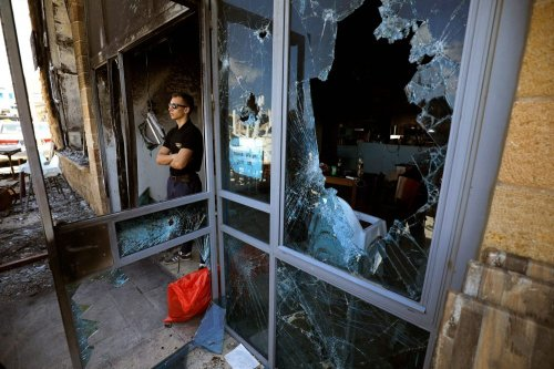 How War With the Palestinians Triggered Ethnic Violence in Israel
