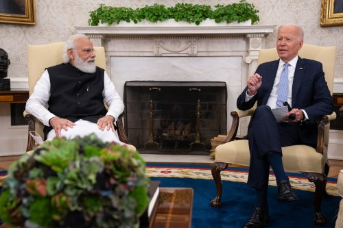 It's Time to Formalize an Alliance With India