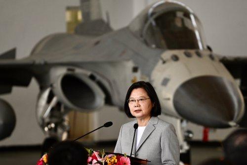 As U.S. Hardens Line on Beijing, Taiwan's Stock Rises in Washington