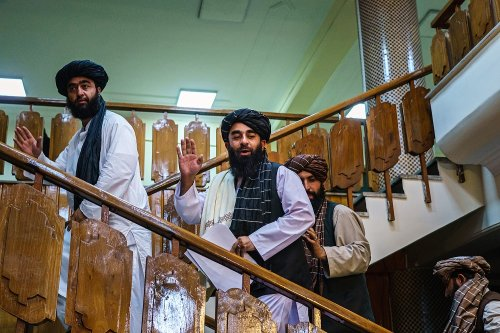 What the Taliban Takeover Means for India