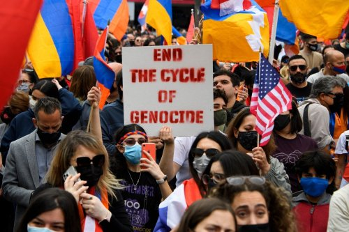 Turkey Will Never Recognize the Armenian Genocide