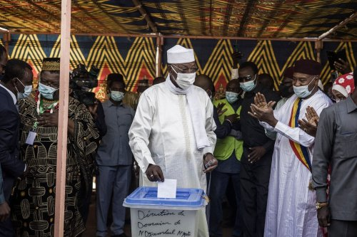 Why the World Won't Criticize Chad