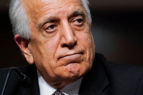 Don't Blame Khalilzad for the Afghanistan Debacle