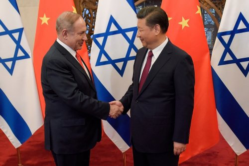 Can China Replace the United States in Israel?