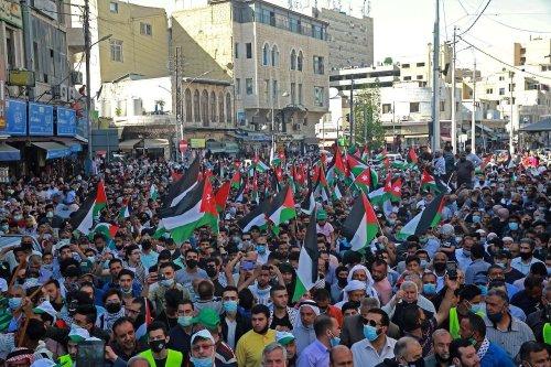 Jordan Is Not Palestine