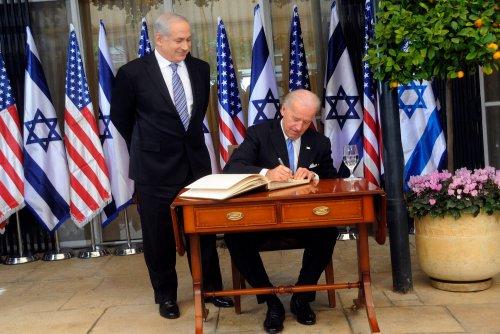 Biden's Old Playbook Won't End Israeli-Palestinian Violence