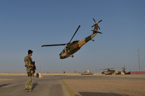 Afghan Air Force Could Be Grounded After U.S. Pullout
