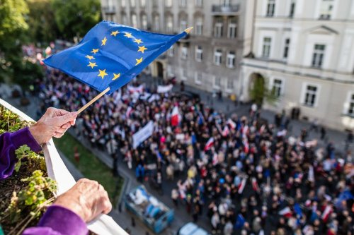 The Slow but Steady Strengthening of Europe's Values