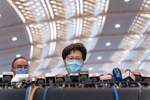 Hong Kong's National Security Promises Were All Hollow