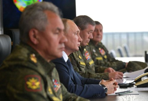 Moscow Expands Its Military Footprint on NATO's Borders