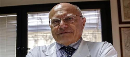 Il virologo Massimo Galli. 'Il premier Draghi sul Covid non ne ha azzeccata una'