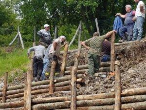 Operai Forestali del Molise ancora senza stipendio. Devono comprare anche i dispositivi di sicurezza di tasca propria