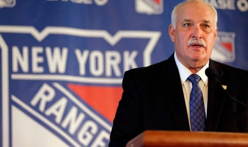 John Davidson releases statement after New York Rangers dismissal - Forever Blueshirts: A site for New York Rangers fanatics