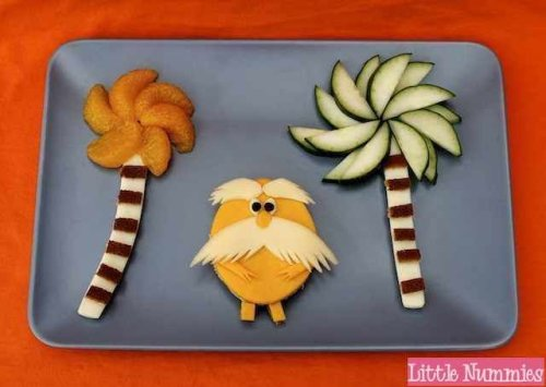 Healthy Food Made Fun for Kids: 5 Cool Snacks! - Forkly