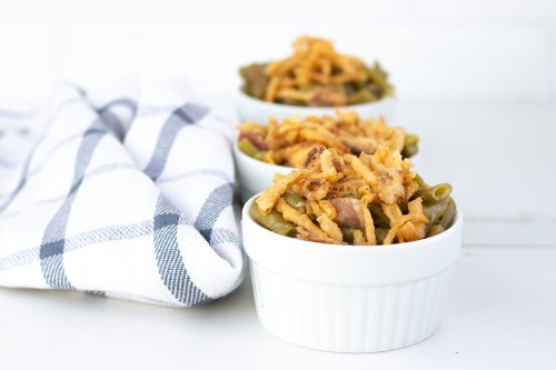 Delicious Instant Pot Green Bean Casserole - Forkly