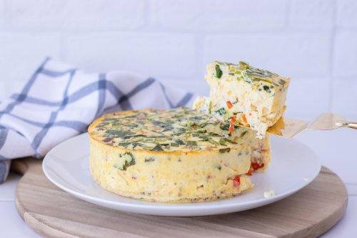 Brunch-Worthy Instant Pot Frittata - Forkly