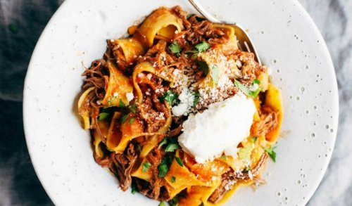 10 Easy and Delicious Beef Pasta Dishes - Forkly