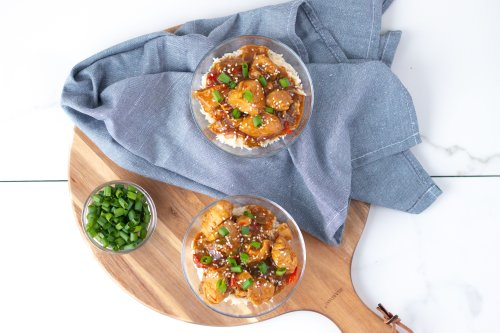 Instant Pot Kung Pao Chicken - Forkly