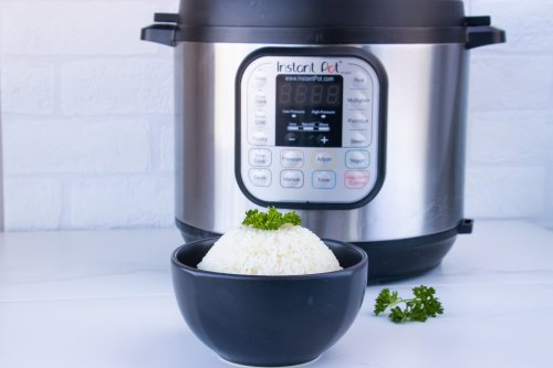 Instant Pot Hack: Cooking Perfect White Rice - Forkly