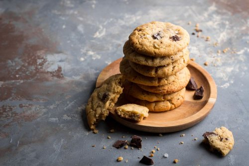 This 5-Ingredient Peanut Butter Cookie Recipe Is Going Viral - Forkly