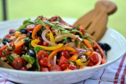 10 Healthy Salads in Under 30 Minutes - Forkly
