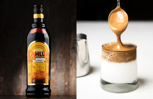 Boozy Whipped Coffee Is Going Viral: Here's How You Can Make It - Forkly