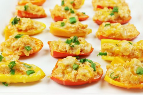 Low-Carb Buffalo Chicken Bites - Forkly