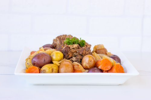 Instant Pot Roast Beef Dinner - Forkly