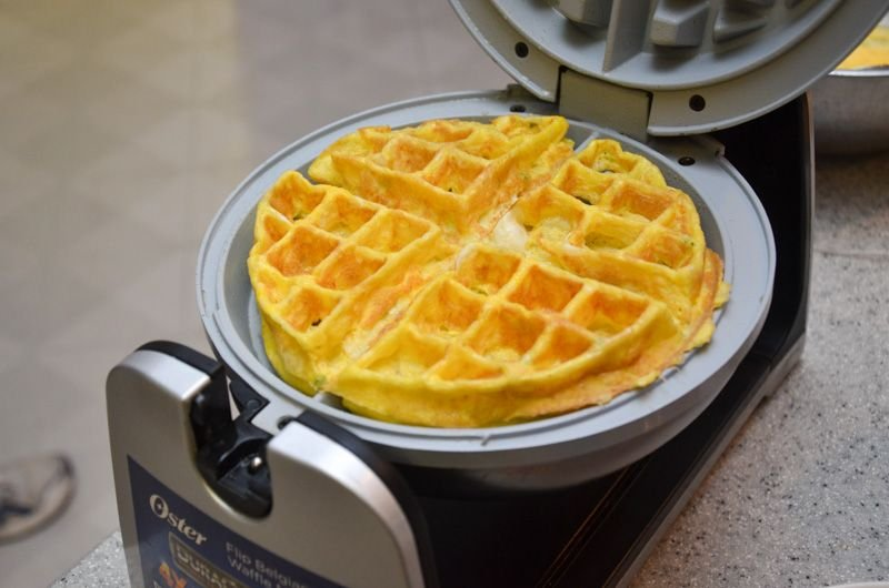 Mornings Made Easy With Waffle Maker Omelettes — Plus More Delicious Breakfast R