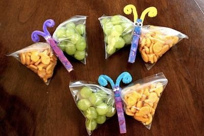 Fun Food For Kids: 10 Cool and Healthy Snacks! - Forkly