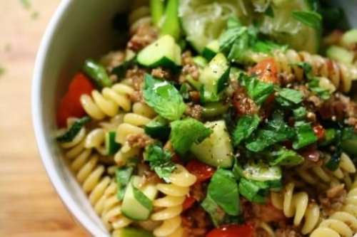 13 Fresh and Delicious Pasta Recipes for Spring! - Forkly